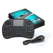 Mini Teclado Mouse Bluetooth Wifi Para Celular, Tv- Box, Pc, Tv, Ps, Tablet - Sports