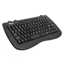 Mini Teclado Multimídia Knup KP-2008 USB Preto