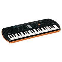Mini Teclado Musical Infantil Casio SA-76 44 Teclas Portátil -