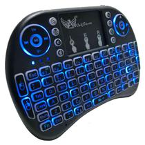 Mini teclado sem fio para smart tv e tv box e celular - Inova
