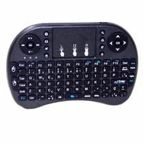 Mini Teclado Sem Fio Smart/TV BOX KB-500 - S /m