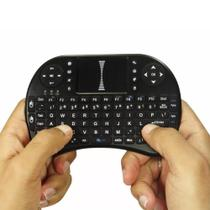Mini teclado sem fio touchpad Keyboard Air mouse Universal UKB-500 p/ Android Tv, Pc, Notebook, Tv - Importado