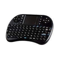 Mini Teclado Sem Fio Touchpad Keyboard Air Mouse Universal Ukb-500 P/ Android Tv, Pc, Notebook, Tv - Wireless