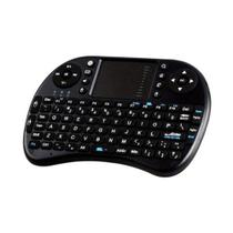 Mini Teclado Sem Fio Touchpad Keyboard Air Mouse Universal Ukb-500 P/ Android Tv, Pc, Notebook, Tv