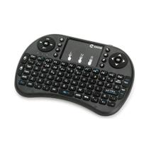 Mini Teclado Sem Fio Wireless Touch Preto - Zgp