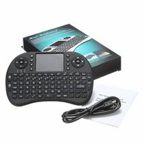 Mini Teclado Touch Pad Wireless para TV Smart TV Box PC Notebook Celular Android AirMouse - Importado