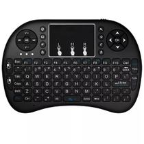 Mini Teclado Touchpad Sem Fio Usb Smart Tv Ps3 Xbox - Inn