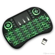 Mini teclado wireless touch para celular Pc android Tv smart - Knup b-max estone fortrek
