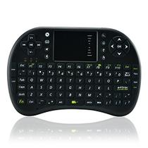 Mini teclado wirelles para smart tv kp-2031a knup