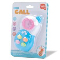 Mini telefone musical baby - Bee Toys