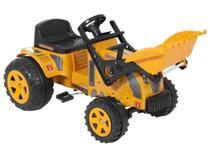 Mini Trator a Pedal Infantil Fazendeiro com Pá - Biemme -