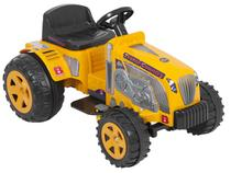 Mini Trator Elétrico Infantil Country 2 Marchas - Emite Sons Biemme