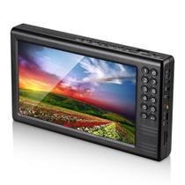 Mini TV LCD Digital Portátil 7 Polegadas MTV-70A 2559 - Exbom -