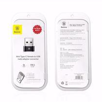 Mini Type-c Female To USB Male Adapter Converter 5A Baseus -