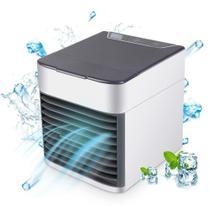 Mini Umidificador Climatizador Ar Condicionado Portátil Usb Baixo Consumo De Energia -