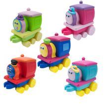 Mini Veículo - Bob O Trem - Aventura em Família - Bob Train - Fun -