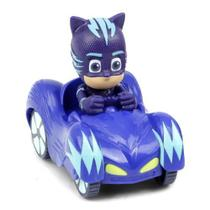Mini Veiculo com Personagem PJ MASKS - FELINOMOVEL - Dtc
