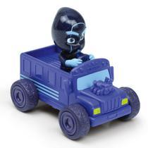 Mini Veículo com Personagem - PJ Masks - Ninja Noturno - DTC -