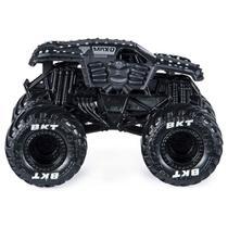 Mini Veículo e Figura - 1:64 - Monster Jam - Son-Uva Digger - Pneu Azul - Sunny Copy -