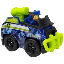 Mini Veículo - Patrulha Canina - Resgate na Selva - True Metal - Chase - Sunny -