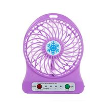 Mini Ventilador de Mesa Portable Fan F95B