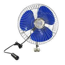 Mini ventilador para automóveis 15 cm 12 V caminhão carros ônibus - Western