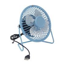 Mini Ventilador Usb Potente E Ultra Silencioso Portátil - Western