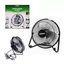 Mini Ventilador Usb Potente Ultra Silencioso Portátil 14,9 cm Alfacell -
