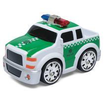 Mini Viaturas - Polícia - Caminhonete - DTC -