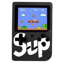 Mini Vídeo Game Boy Portátil G4 400 Games Sup Clássico Preto - G4 400game