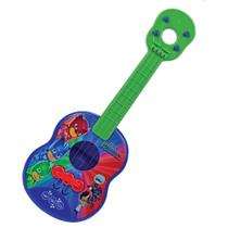 Mini Violão - PJ Masks - Verde - Candide -