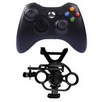 Mini Volante Controle Xbox 360 Jogos De Corrida Forza NFS - Própria