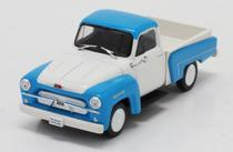Miniatura Carros Inesquecíveis do Brasil edição 37 - Chevrolet 3100 (1958)