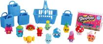 Miniatura Colecionavel Shopkins KIT C/12 Unidades DTC -