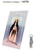 Miniatura de santa edwiges com folheto - Armazem