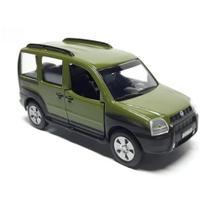 Miniatura Fiat Doblô Carros Do Brasil - Nfranca