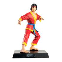 Miniatura Marvel Shang-Chi Mestre do Kung Fu 120 - Eaglemoss