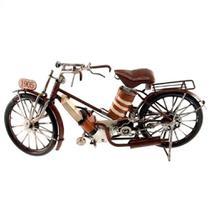 Miniatura Motocicleta Scott 1905 - Versare anos dourados