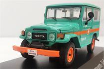 Miniatura Toyota Light-veículos De Serviço-1/43 10076 - Deagostini