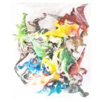 Miniaturas Dinossauros E Acessórios Para Cenário Borracha - Ausini