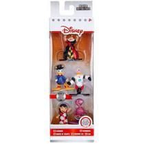 Miniaturas Nano Metalfigs - Disney 5 Pack - Jada