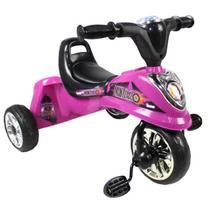 Miniciclo Triciclo Infantil Rosa Bel Brink. - Bel Fix