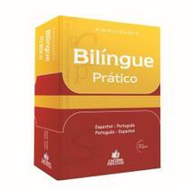 Minidicionario Bilingue Pratico - Espanhol / Portugues - Positivo - livros