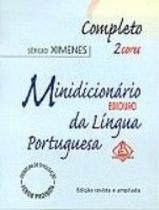Minidicionario ediouro da lingua portuguesa - 1 - Ediouro paradidaticos (eb) -
