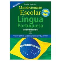 Minidicionário Escolar com Divisão Silábica - Língua Portuguesa - DCL -