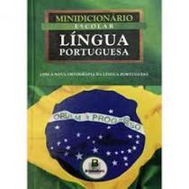 Minidicionário escolar lingua portuguesa - Brasileitura -