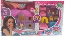 Minihouse Com Sacada - Vilma DTC -