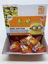Minions Anel Pop Fun C/32 Dtc -