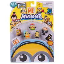 Minions Mineez Blister com 6 - DTC 4080 -