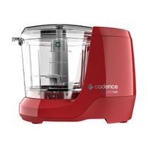 Miniprocessador Cadence Easy Cut Colors Vermelho MPR521 100W 220V -